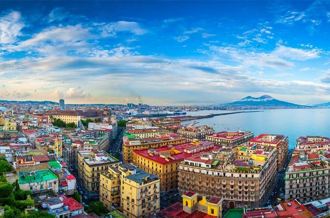Overnight Naples Independent Tour from Florence by High-Speed Train