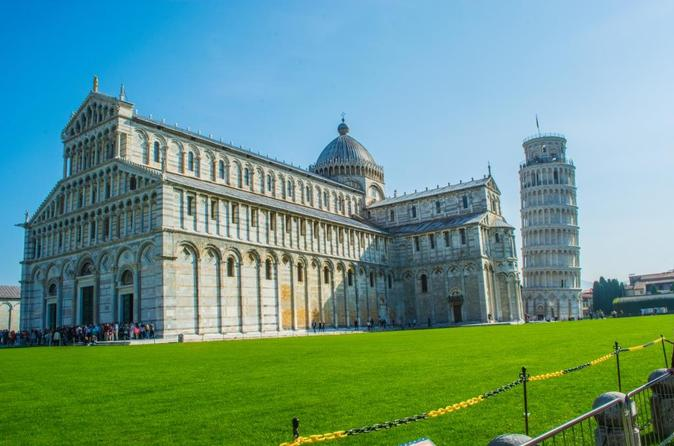 Pisa Independent Tour from Venice by High-Speed Train