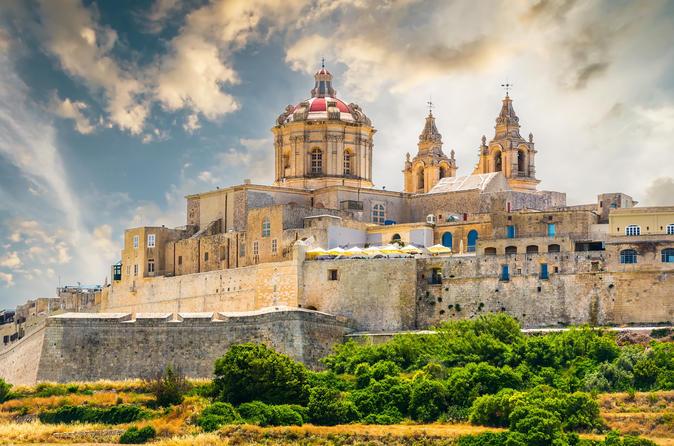 Malta Full Day Tour - Valletta