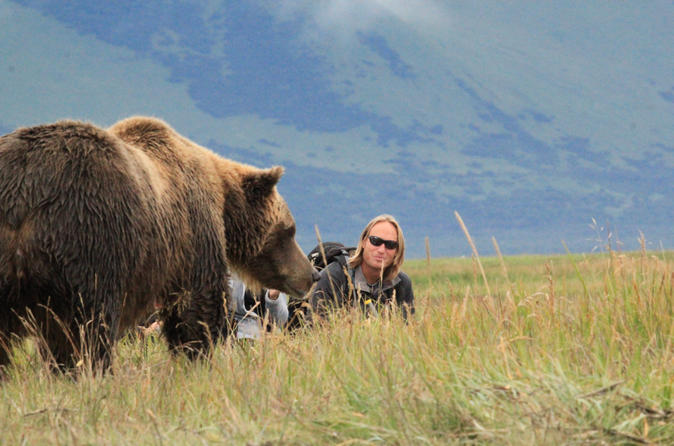 Alaska bear country day trip to katmai or lake clark by airplane in homer 150188