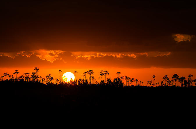 Everglades Sunset Photography Workshop and Tour
