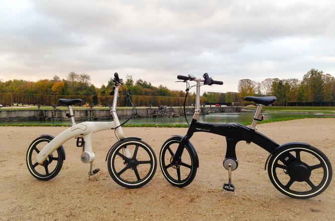 Electric Bike Rental in Versailles