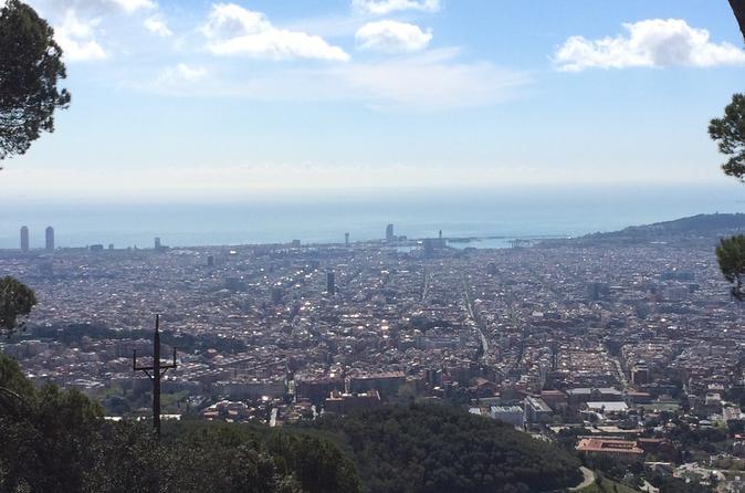 Barcelona Viewpoints & Collserola Natural Park Hiking