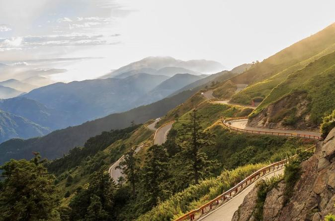 Taiwan's Triple Jewels 7-day Tour