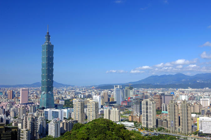 Ultimate taipei sightseeing tour in taipei 149286