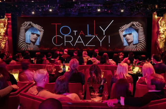 Crazy Horse Cabaret Paris Valentine's Day Show