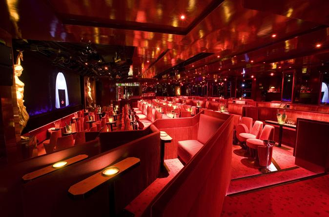 Crazy Horse Paris Show and Dinner at Chez Francis