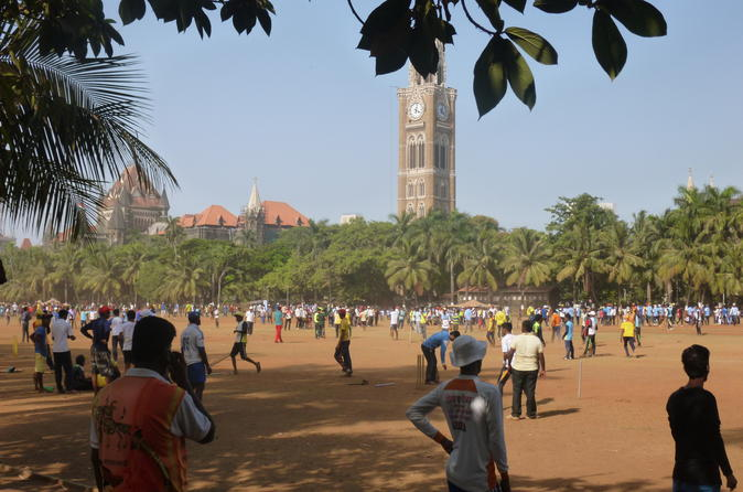 Colaba and South Mumbai Walking Tour