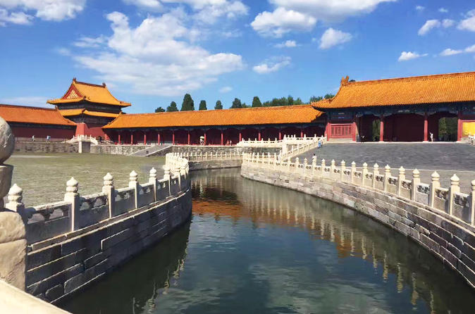 6-Hour Private Tour Tiananmen Square Forbidden City Quanjude Peking Duck