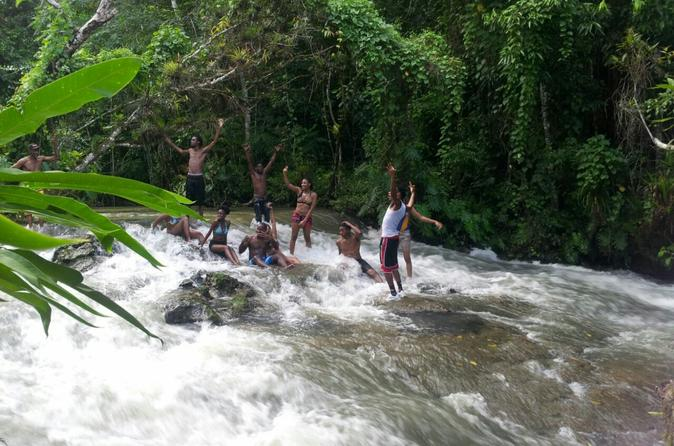 Cultural Experience, Cave Exploration and River Tour