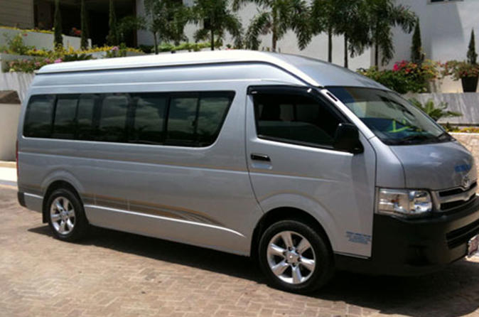 Private Transfer from Montego Bay Airport