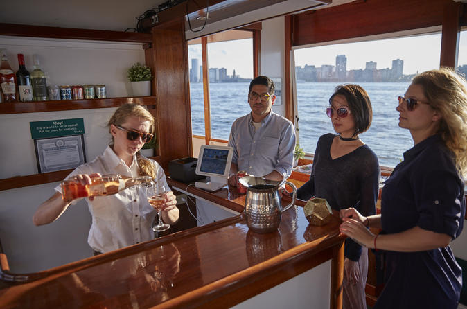 1920s Sunset Cocktail Cruise - New York City