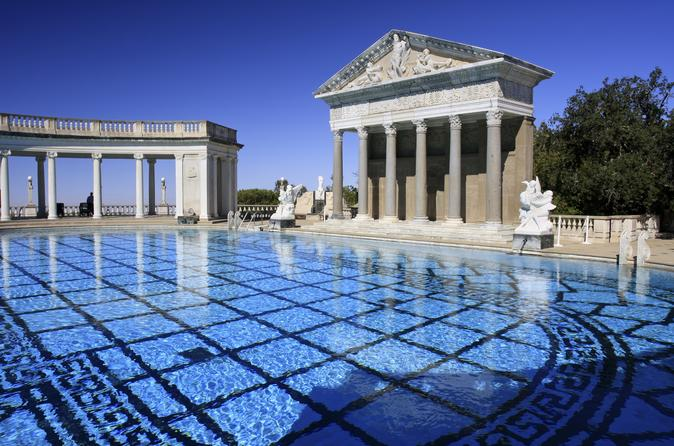 2 days California Coast and Hearst Castle Tour from Los Angeles to San Francisco