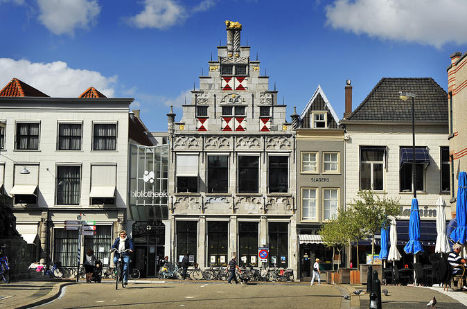 3-Hour Private Walking Tour of Dordrecht