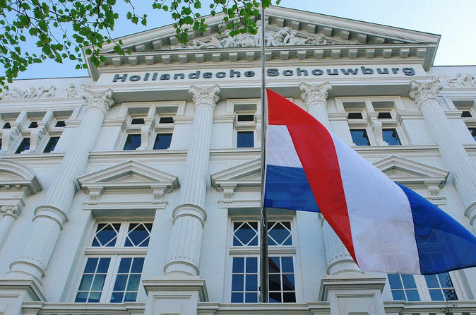 Excursão a pé matinal ou à tarde de histórica judaica em Amsterdã