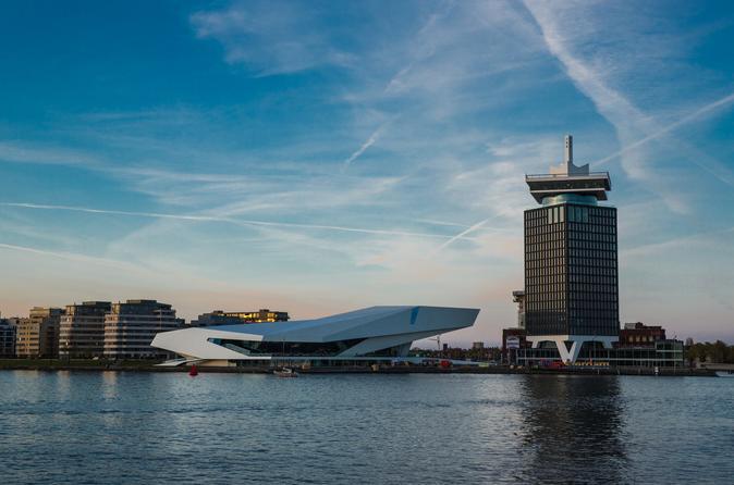 Excursão a pé matinal ou à tarde particular na Amsterdã Contemporânea