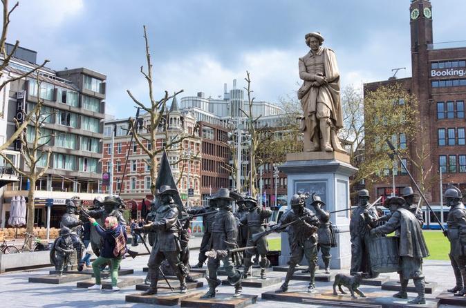 Excursão particular: excursão a pé em Amsterdã pela arte de Rembrandt, incluindo o Rijksmuseum
