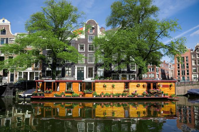 Excursão pelo litoral de Amsterdã: excursão a pé privada pelos destaques da cidade