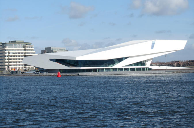 Private Contemporary Amsterdam Morning or Afternoon Walking Tour