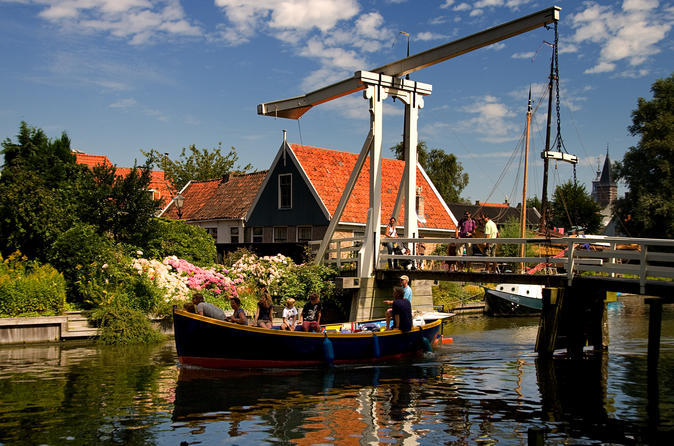 Private Full-Day Countryside Bike Tour of North Holland from Amsterdam