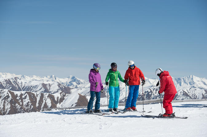 Cardrona First Timer Package - Wanaka