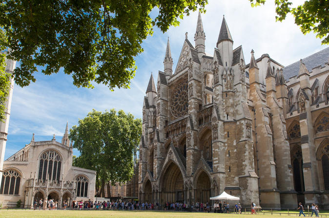 Half-Day London Tour: Westminster Abbey and Houses of Parliament