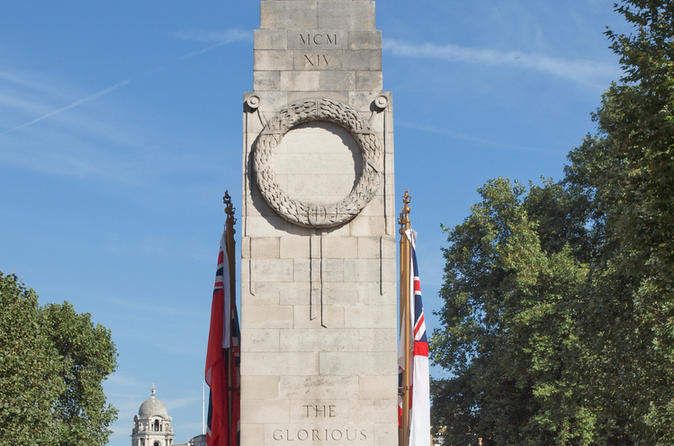 Historical London Walking Tour including Westminster and Entry to Churchill War Rooms