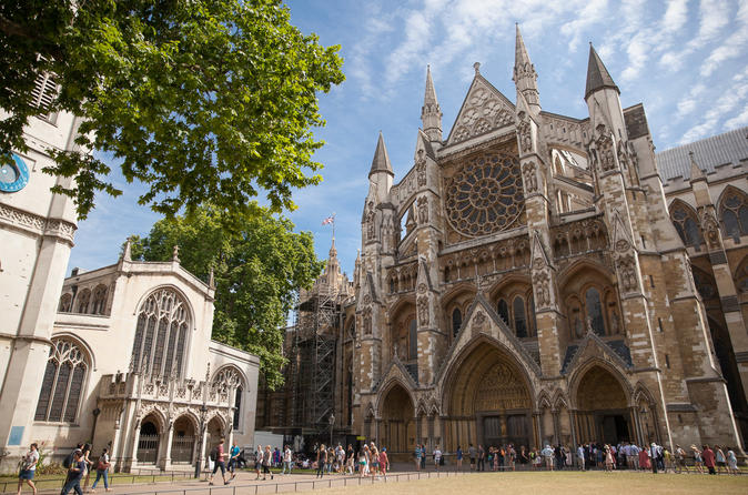 London Combo: Westminster Abbey with Changing of the Guard, Buckingham Palace and Afternoon Tea