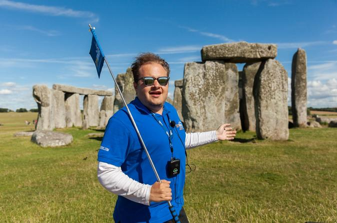 Stonehenge Fully Guided Half Day Tour from London