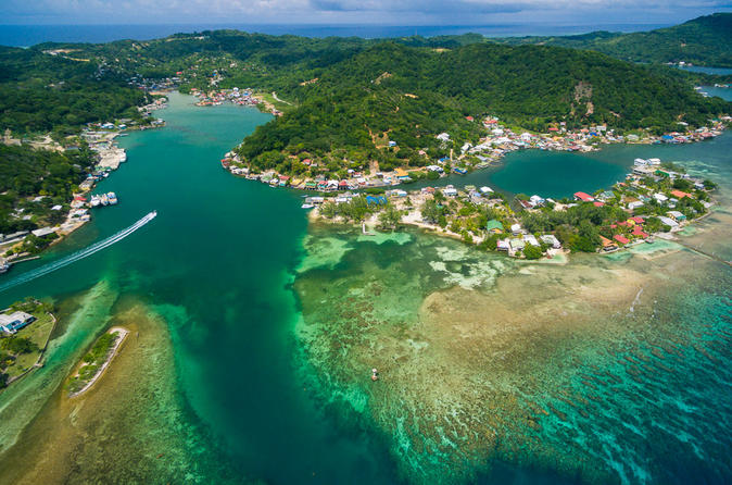 Roatan East And West Full Island Tour And Highlight - Coxen Hole
