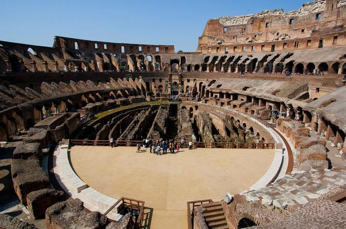 Skip The Line Colosseum Arena Tour 2019 Rome