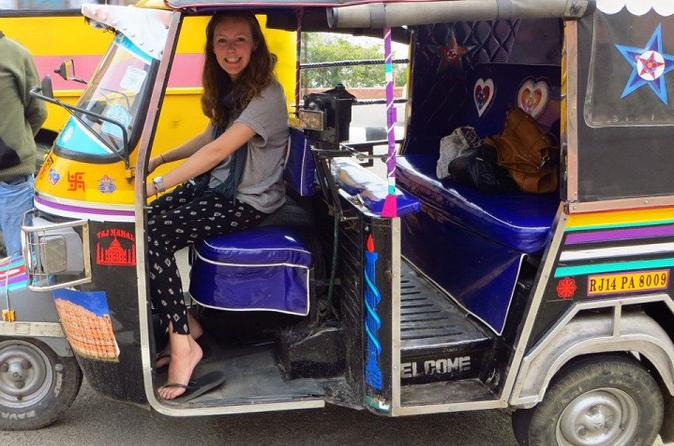 Private Full Day Jaipur Excursion - Experience of Jaipur Monuments By Tuk Tuk