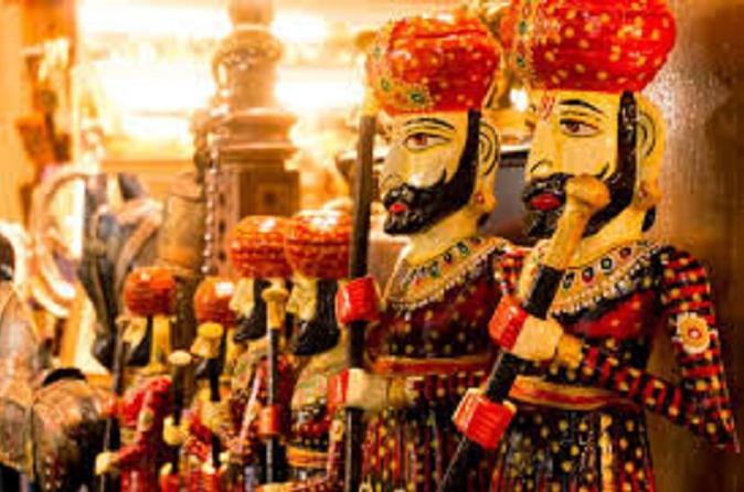 Jaipur Shopping by Tuk Tuk Safari