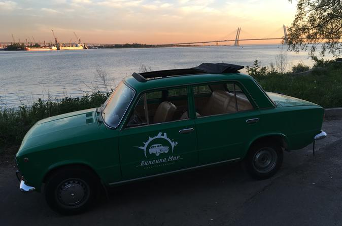 Midnight bridge marathon by USSR car inc main highlights, legends and city hints