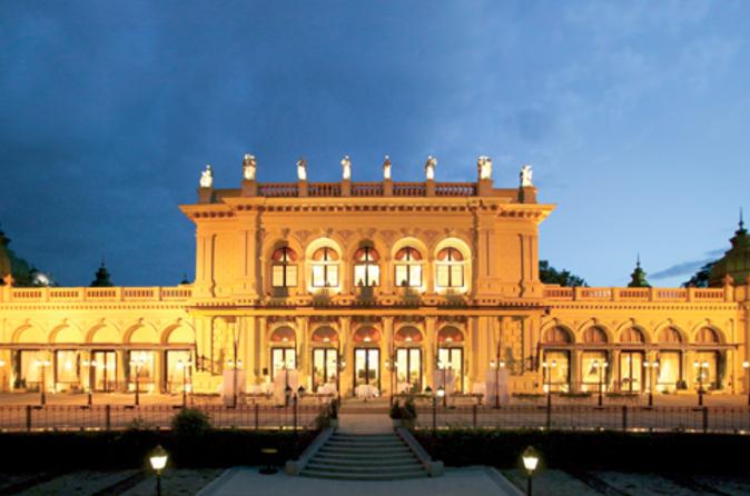 Kursalon Vienna: concerto de Johann Strauss e Mozart incluindo um jantar com 4 pratos