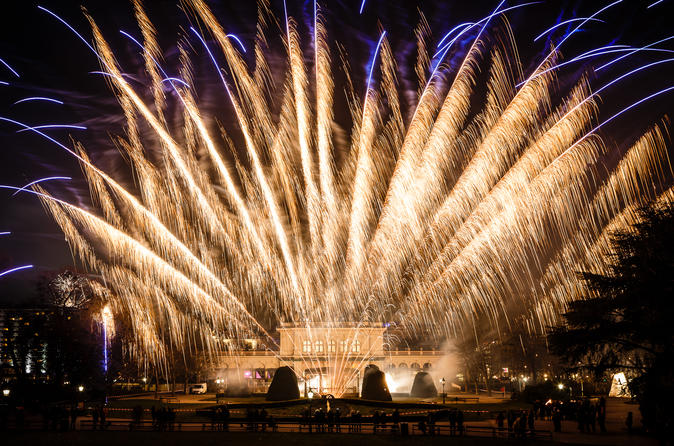 Kursalon Vienna: Johann Strauss and Mozart New Year's Concert with Optional Gala Dinner
