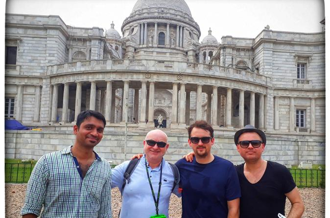 Kolkata Day Tour Package For Upto 6 People