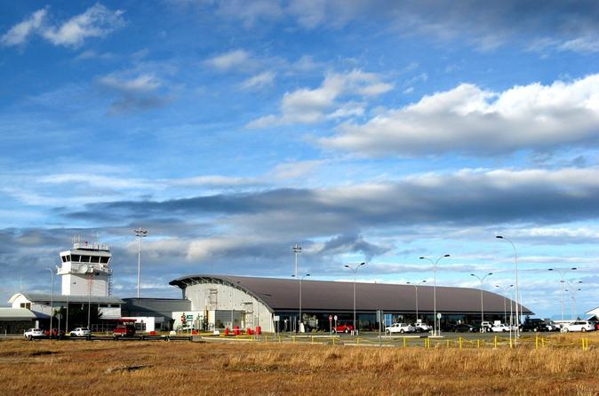 Arrival Transfer: Punta Arenas Airport to Hotel