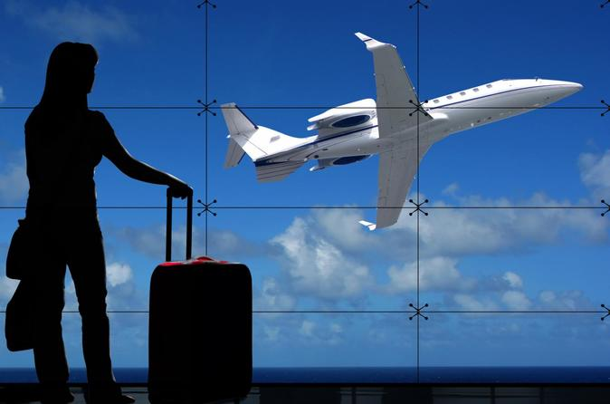 Departure Transfer - Hotel in Santiago to Santiago International Airport