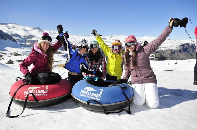Full day Excursion to Farellones Ski Center