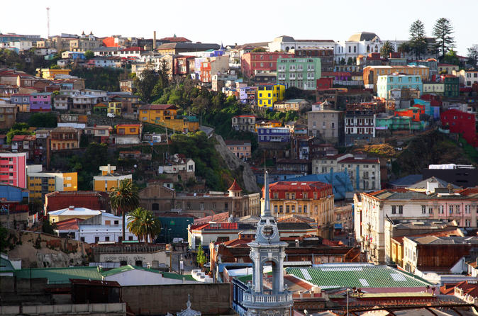 Half day valparaiso city highlights tour in valpara so 322749