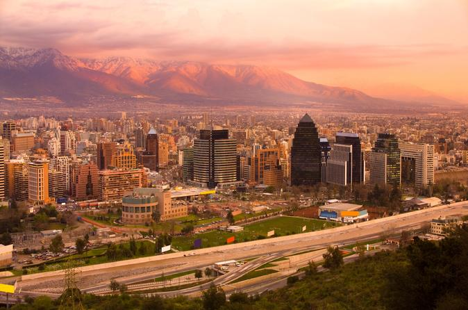 Santiago Stopover City Tour