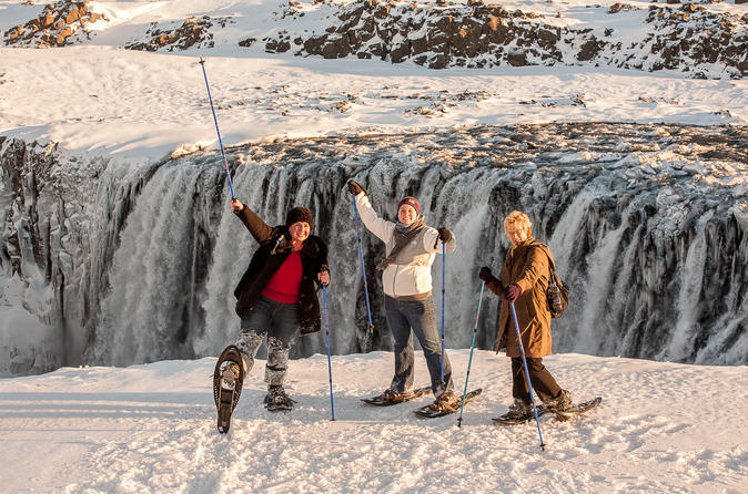Dettifoss waterfall super jeep tour from lake myvatn in reykjahl 296947