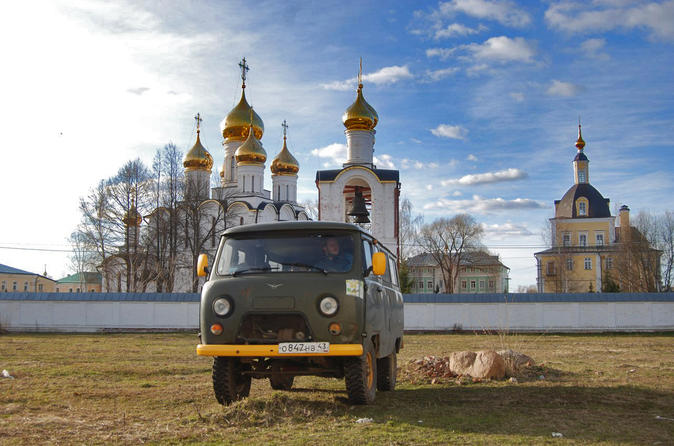 Sergiev Posad And Pereslavl Driving Tour - Moscow