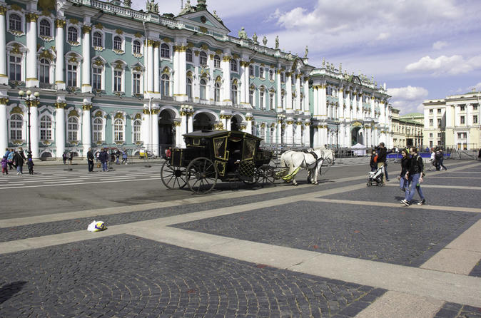 2-Day Private St Petersburg Tour