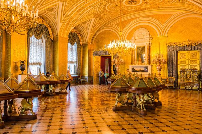 2-Day Small-Group St Petersburg Tour