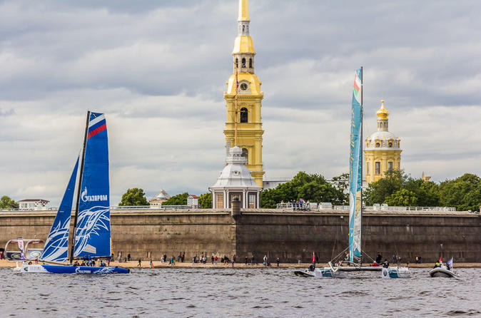 2-Day Spotlight St Petersburg