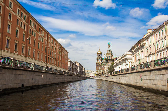 Classic St Petersburg City Tour
