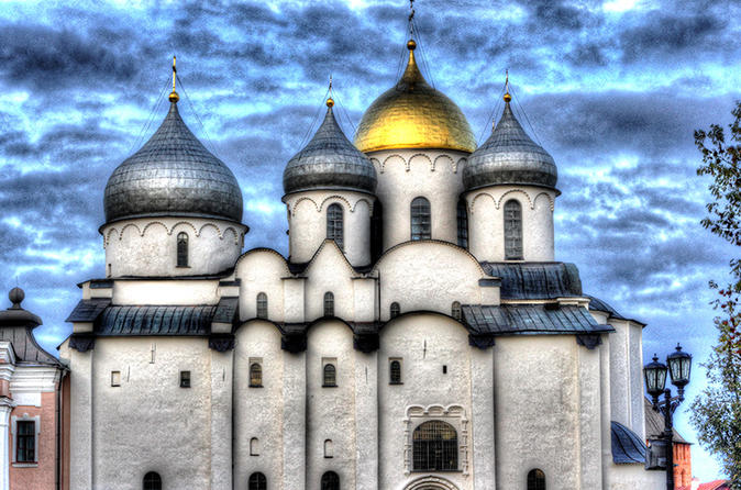 Day Trip to Novgorod the Great from St Petersburg