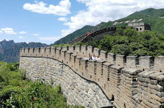 Day Tour of Mutianyu Great Wall Hiking